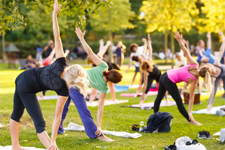 Stage & Atelier Yoga