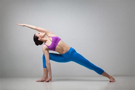 Yoga Vinyasa Yoghamsa