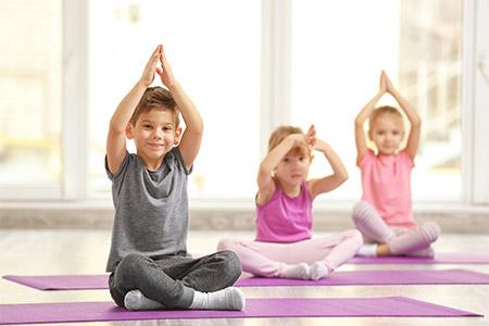 Cours de Yoga Enfants