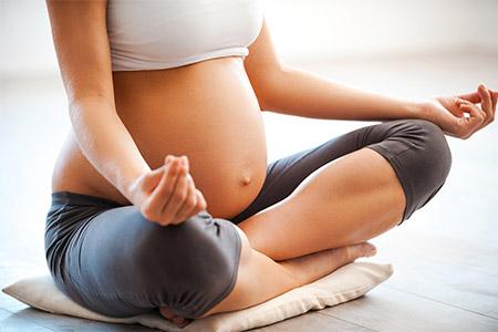 Yoga Prénatal Yoghamsa